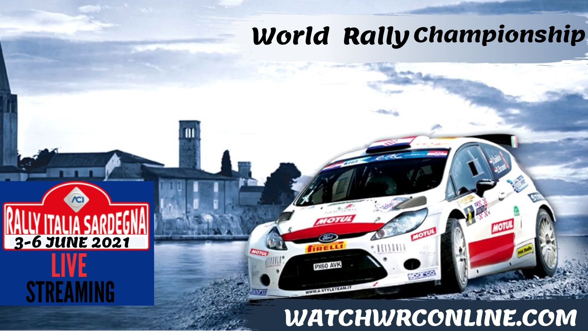 ACI Rally Monza Live Stream