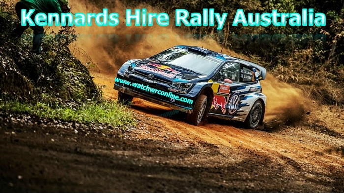 Live Kennards Hire Rally Australia Online