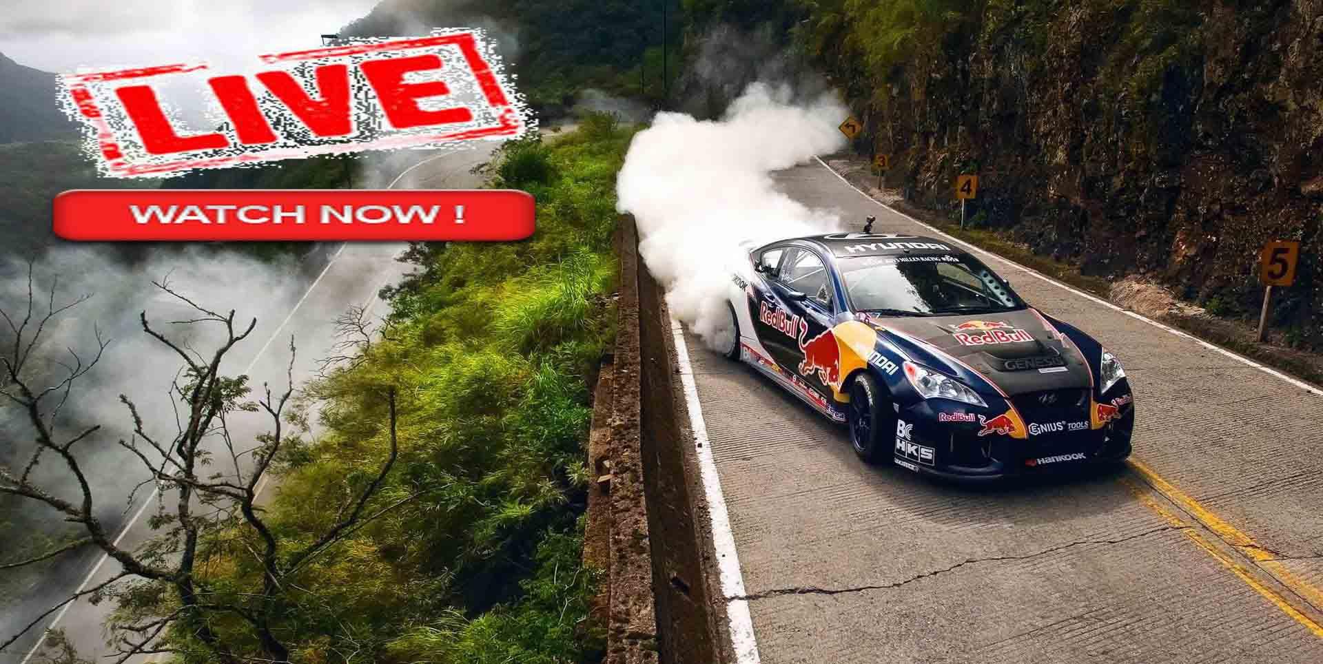 Online WRC 2018 slider